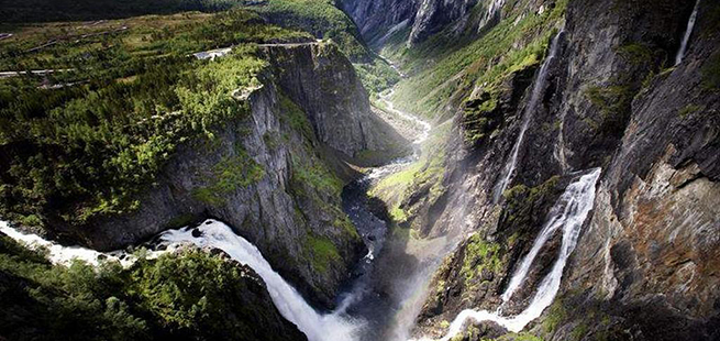 Tour Norvegia in un guscio di noce