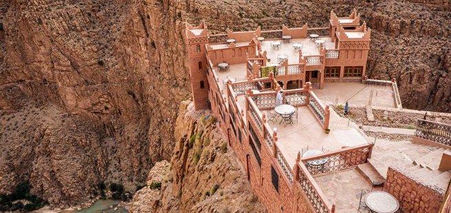 gole del dades - marocco - voyager - viaggietournelmondo