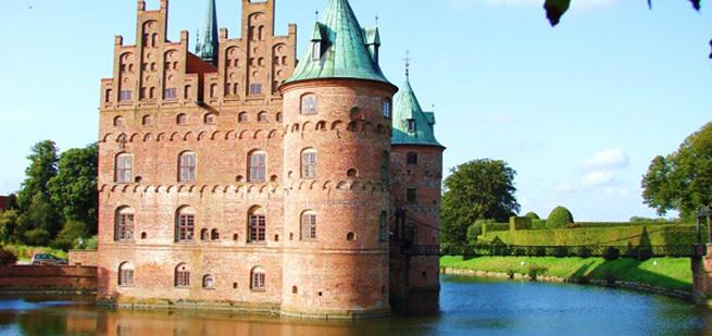 castello egeskov tour danimarca