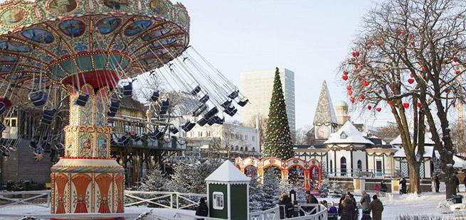 copenaghen tivoli christmas tour danimarca