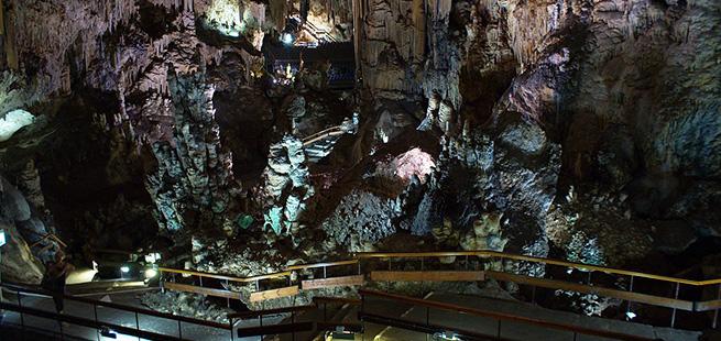 grotta di nerja tour andalusia