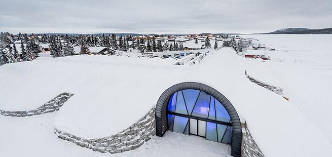 hotel di ghiaccio tour lapponia