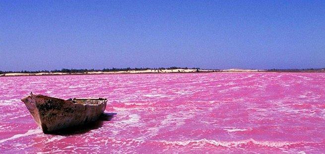 lago di retba tour senegal