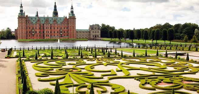 Tour castelli Danimarca in auto