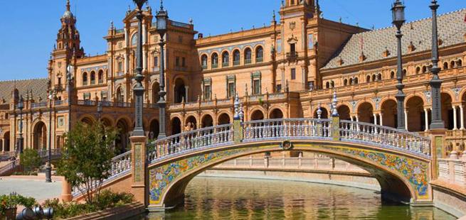 Gran Tour Andalusia: 8 giorni tra Malaga, Siviglia, Cordoba, Granada